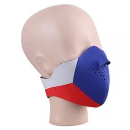 Maska neoprenová nízka CZECH
