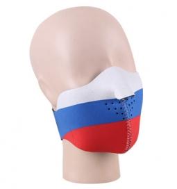 Maska neoprenová nízka RUSSIA