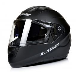 Prilba LS2 FF320 čierna matná