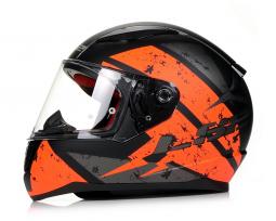 Prilba LS2 FF353 oranžovo čierna