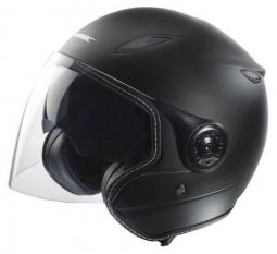 Moto prilba NOX N180 čierná matná
