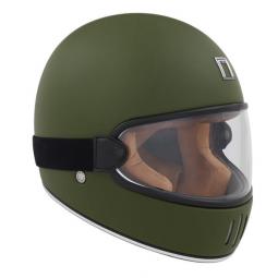 Moto prilba NOX PREMIUM RAGE zelená
