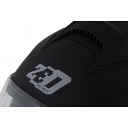 HELMET F18, ZED (BLACK MATT) ANTIFOG