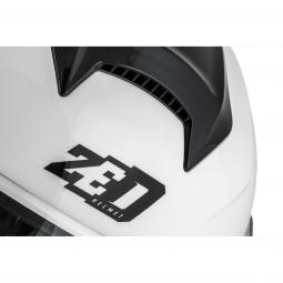 HELMET F18, ZED (WHITE) + ANTIYFOG