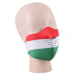 Maska neoprenová nízka HUNGARY