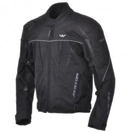 Motocyklová bunda STUNT AYRTON čierna