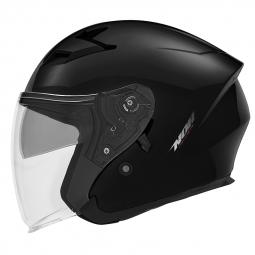 Moto prilba NOX N127 čierna matná