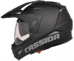 Prilba CASSIDA Tour čierna matná + kukla